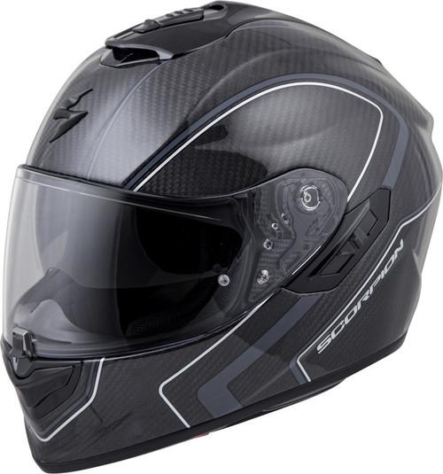 Scorpion EXO-ST1400 Carbon Antrim Grey Helmet