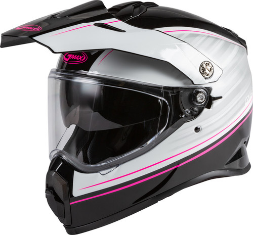 Gmax AT-21 Adventure Raley Helmet Pink