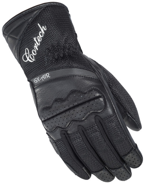 Cortech GX AIR 4 Black Gloves