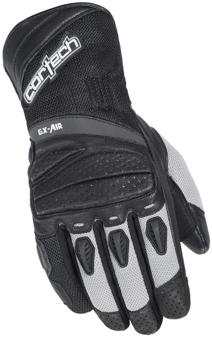Cortech GX AIR 4 Silver Gloves