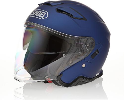 Shoei J-CRUISE II Matte Blue Helmet