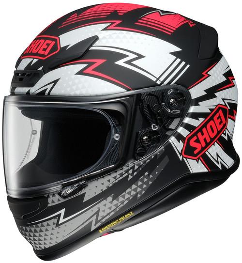 Shoei RF-1200 VARIABLE TC-1 Red Helmet