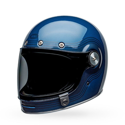 Bell Bullitt Cruiser Helmet Flow Gloss Light Blue/Dark