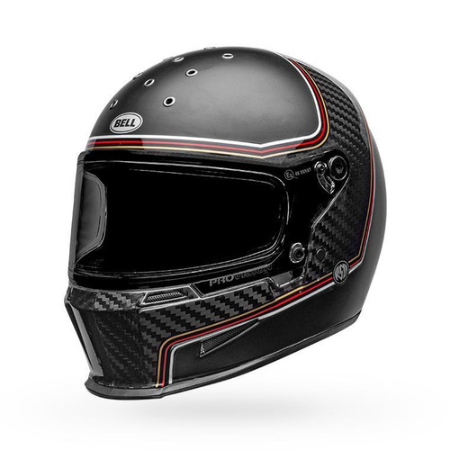 Bell Eliminator Carbon Helmet RSD The Charge Matte/Gloss