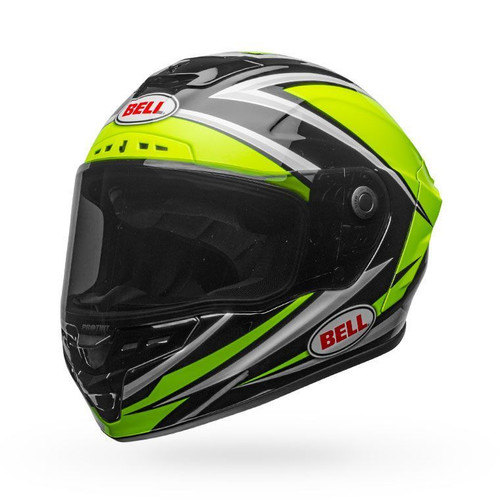 Bell Star MIPS DLX Helmet Torsion Green/Black