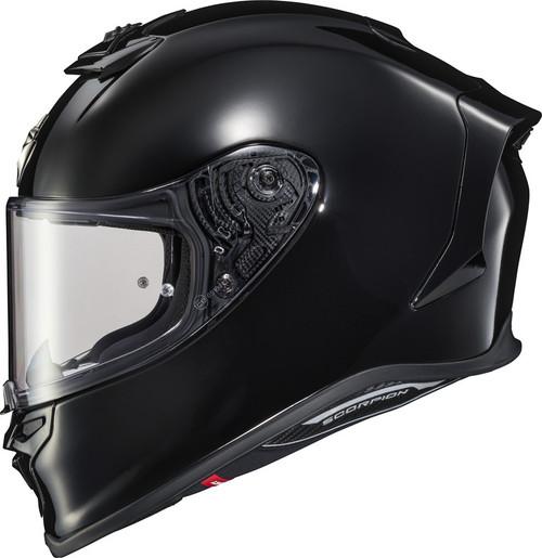 Scorpion EXO-R1 Solid Air Helmet Gloss Black