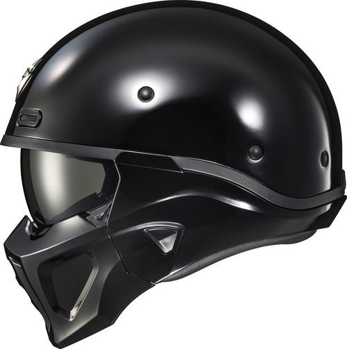 Scorpion Covert X Helmet Gloss Black
