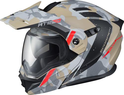 Scorpion EXO-AT950 Outrigger Helmet Multi