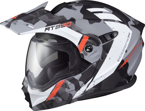 Scorpion EXO-AT950 Outrigger Helmet Grey