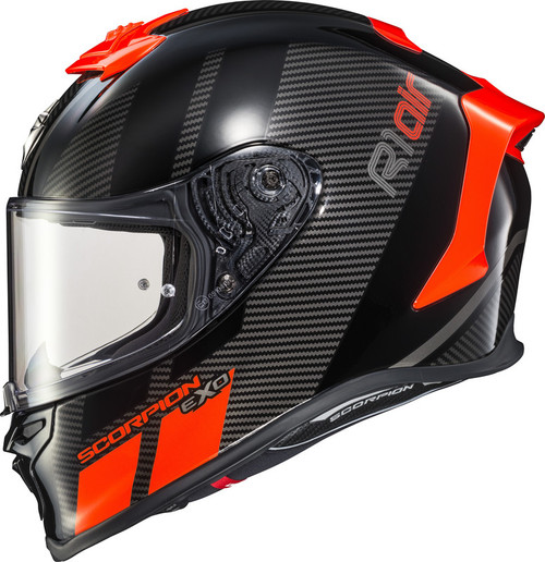 Scorpion EXO-R1 Corpus Air Helmet Red