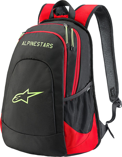 Alpinestars Defcon Backpack Black/Red/Hi-Vis