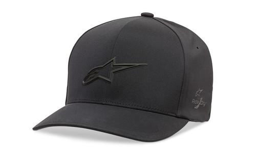 Alpinestars Ageless Delta Curve Bill Hat Black Lg/Xl