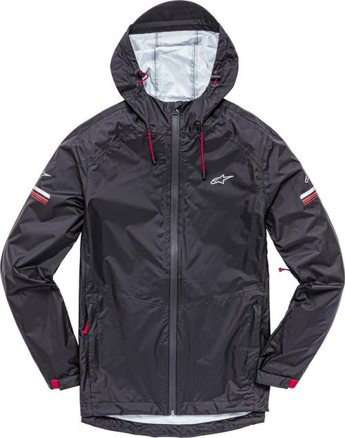 Alpinestars RESIST II RAIN JACKET BLACK Jacket