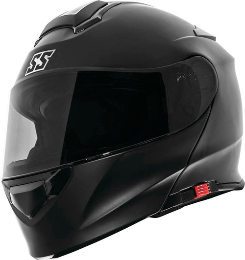 Speed and Strength SS4100 Solid Helmet Black