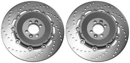 EBC Street Brake Disc Rotors MD661 (2 Rotors - Bundle)