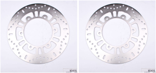 EBC Street Brake Disc Rotors MD4016 (2 Rotors - Bundle)