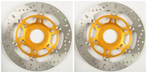 EBC Street Brake Disc Rotors MD1014X (2 Rotors - Bundle)