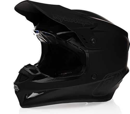 Troy Lee Designs Gp Mono Black Helmet