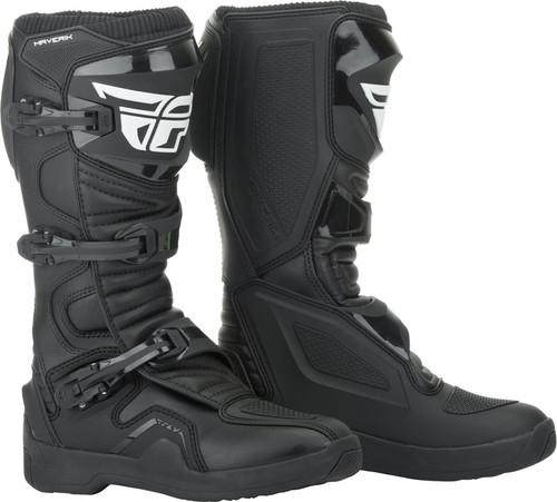 Fly Racing Maverik Boots Black