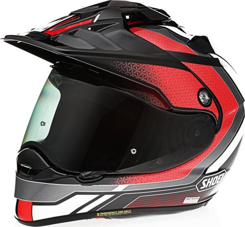 Shoei Hornet X2 Sovereign TC-1 Helmet