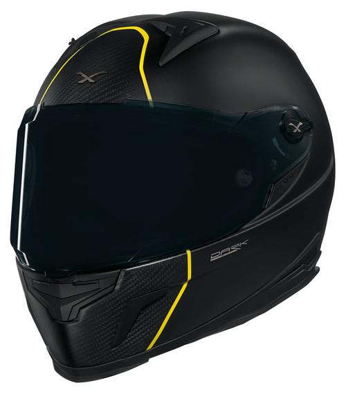 NEXX XR2 Carbon Dark Division Helmet