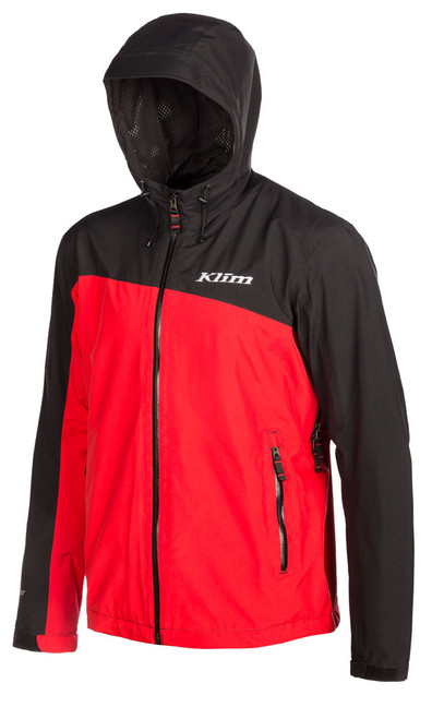 Klim Stow Away Jacket Red