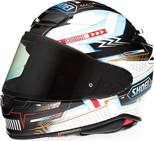 Shoei RF-1400 Arcane TC-10 Helmet