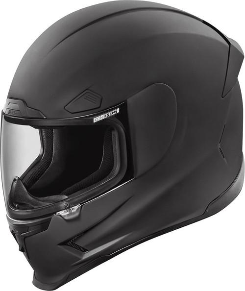Icon Airframe Pro Helmet Rubatone Black
