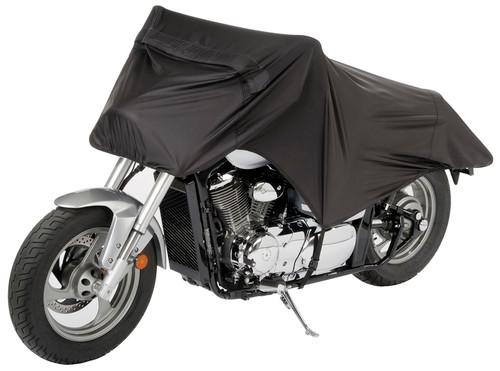 Tour Master TM Select Black Motorcylce Half Cover