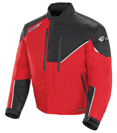 Joe Rocket Alter Ego 4.1 Jacket Red Black