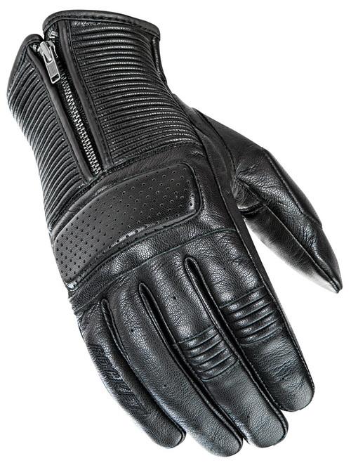 Joe Rocket Cafe Racer Gloves Black Mens