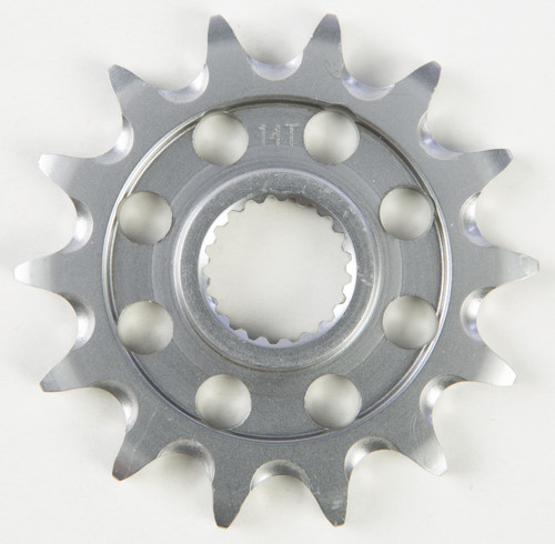 Fly Racing Countershaft Front Steel Sprocket 14T - MX-55614-4