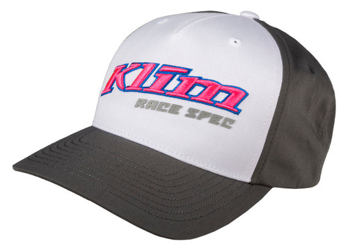Klim Race Spec Pink-Gray Hat