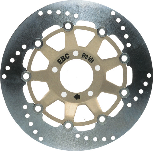 EBC Street Brake Disc Rotor MD3075RS