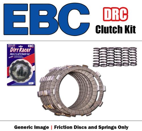 EBC Dirt Racer Clutch Set DRC27