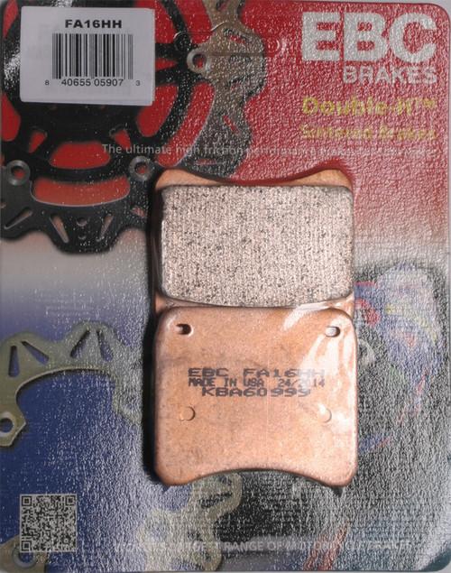 EBC Double-H Sintered Brake Pads FA16HH