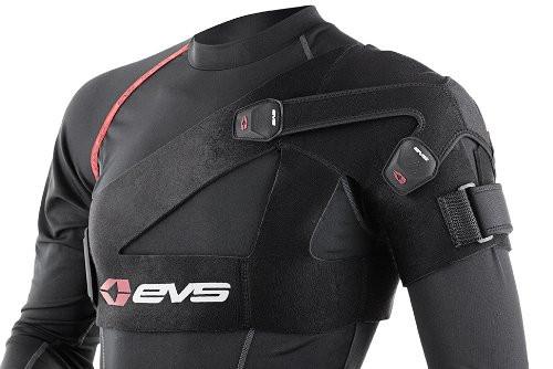 EVS SB03 SHOULDER SUPPORT 2X (SB03BK-XXL)