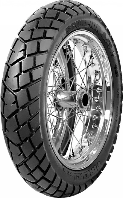 PIRELLI TIRE 110/80-18R MT90 A/T SCORP ION (1004500)
