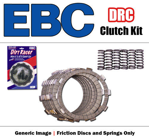 EBC Dirt Racer Clutch Set DRC172