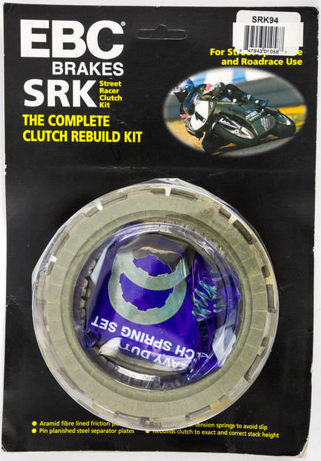 EBC Street Racer Clutch Set SRK94