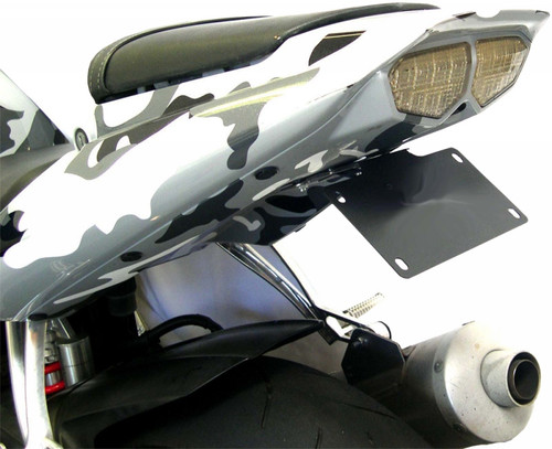 DMP FENDER ELIMINATOR KIT (BLACK) (670-6300)