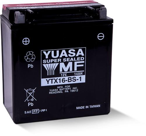 Yuasa YTX16-BS-1 Battery