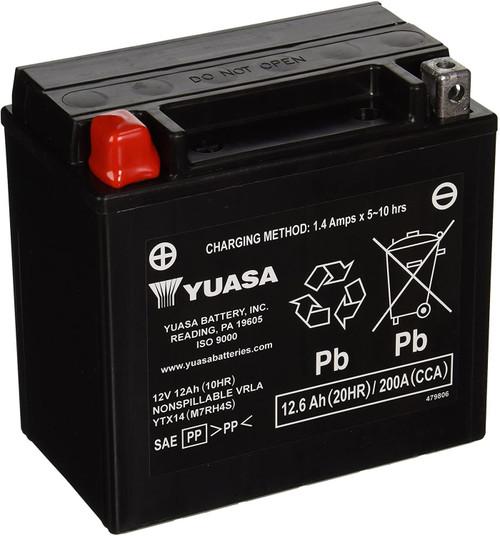 Yuasa YTX14 Battery