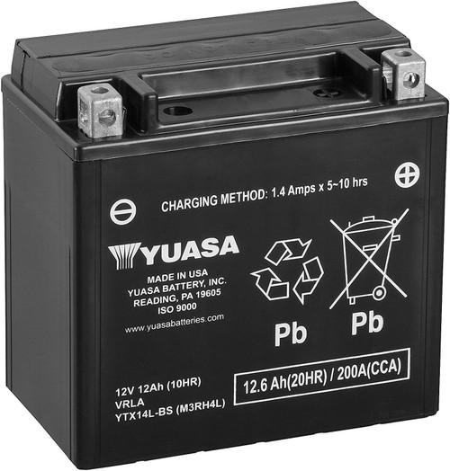 Yuasa YTX14L-BS Battery
