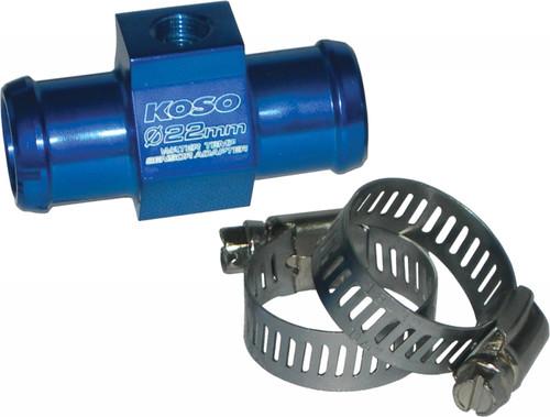 KOSO WATER TEMPERATURE SENSOR ADAPT ER 18MM (BG018B01)