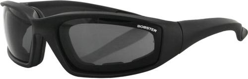 BOBSTER SUNGLASSES FOAMERZ 2 BLACK W/S MOKE LENS (ES214)
