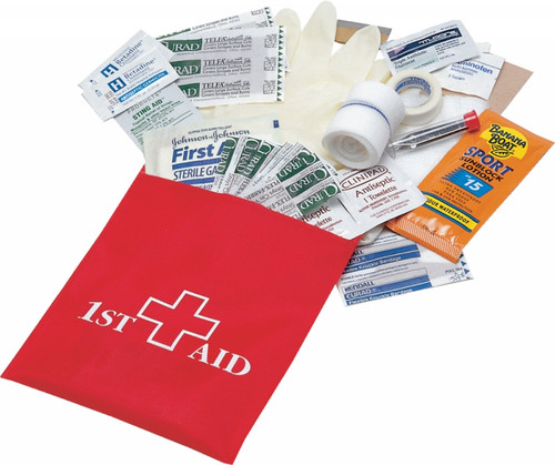 KWIK TEK WATERPROOF FIRST AID KIT (FAK-2)