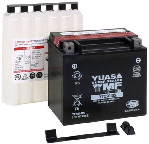 Yuasa YTX20-BS Battery