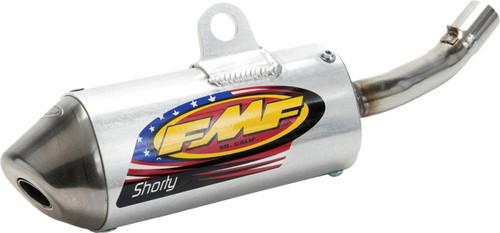 FMF EXHAUST SHORTY 2-STROKE SILENCER (022009)