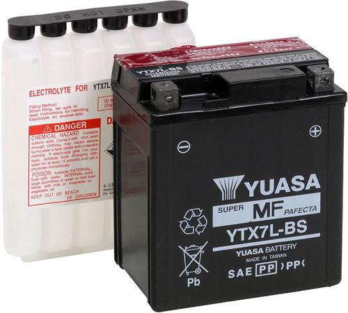 Yuasa YTX7L-BS Battery